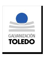 Galvanización Toledo Logo